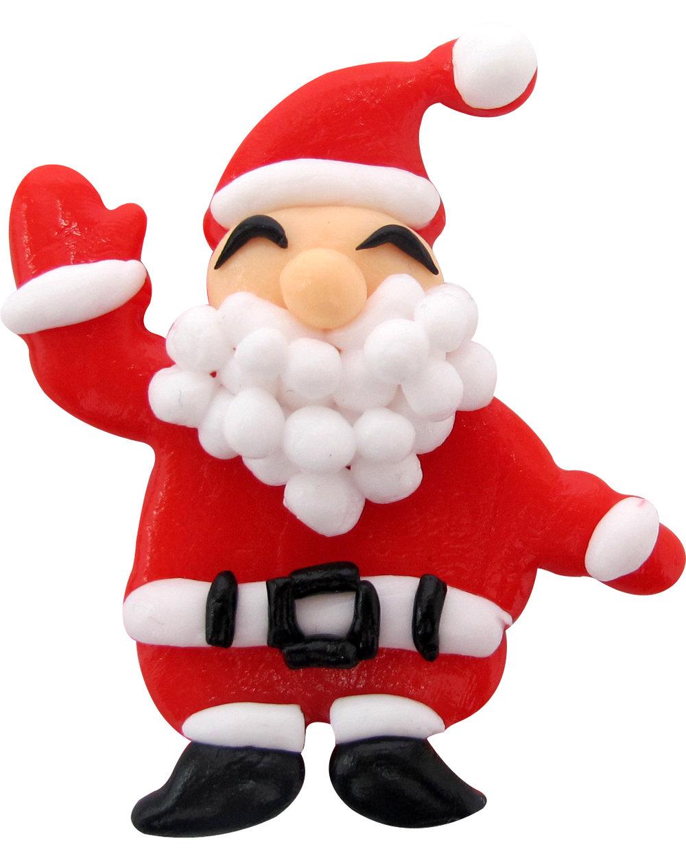 Rocket Red Nutty Putty Santa