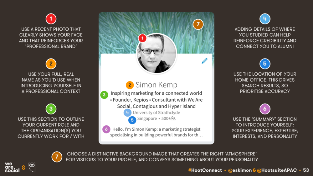 KEPIOS: MAKE THE BEST FIRST IMPRESSION ON LINKEDIN
