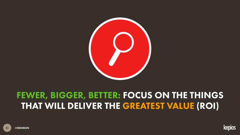 Kepios - Hootsuite Future of Social - Fewer Bigger Better