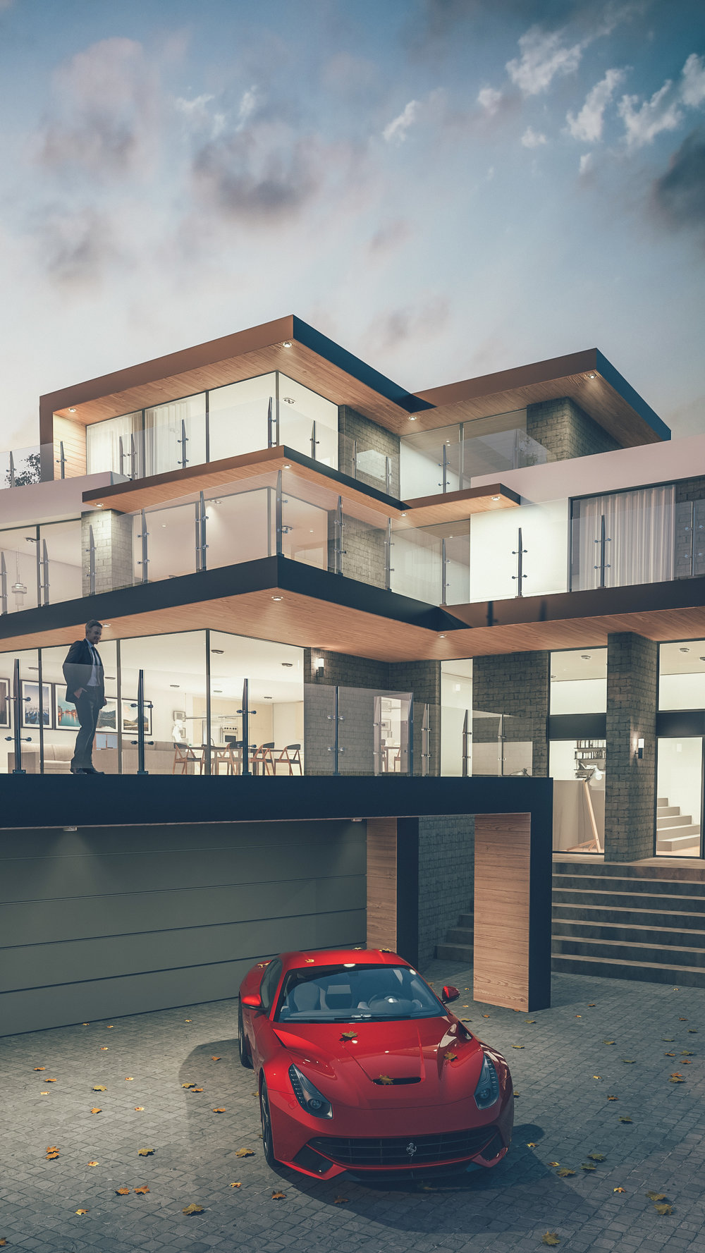 About - I create bespoke CGI's for exteriors, interiors and floor plans to bring your projects to life whether it's for planning, sales or conceptual purposes.