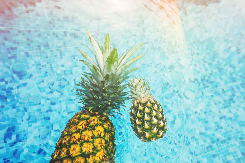 Investments and Taxes are a lot like Pineapples, don't you think?