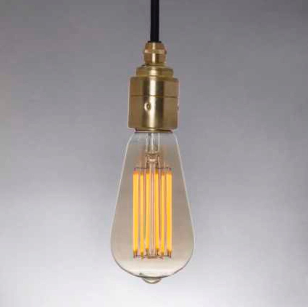 SQUIRREL CAGE 3 WATT  $31 PENDANT NOT INCLUDED