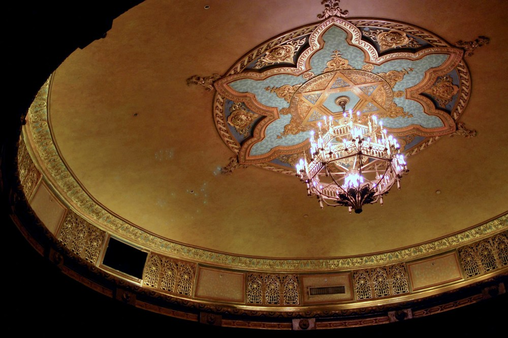 The Movie Theater was beautiful!