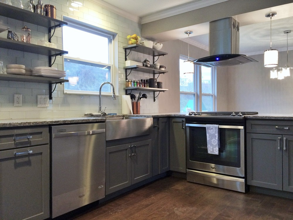 Kitchen - AFTER