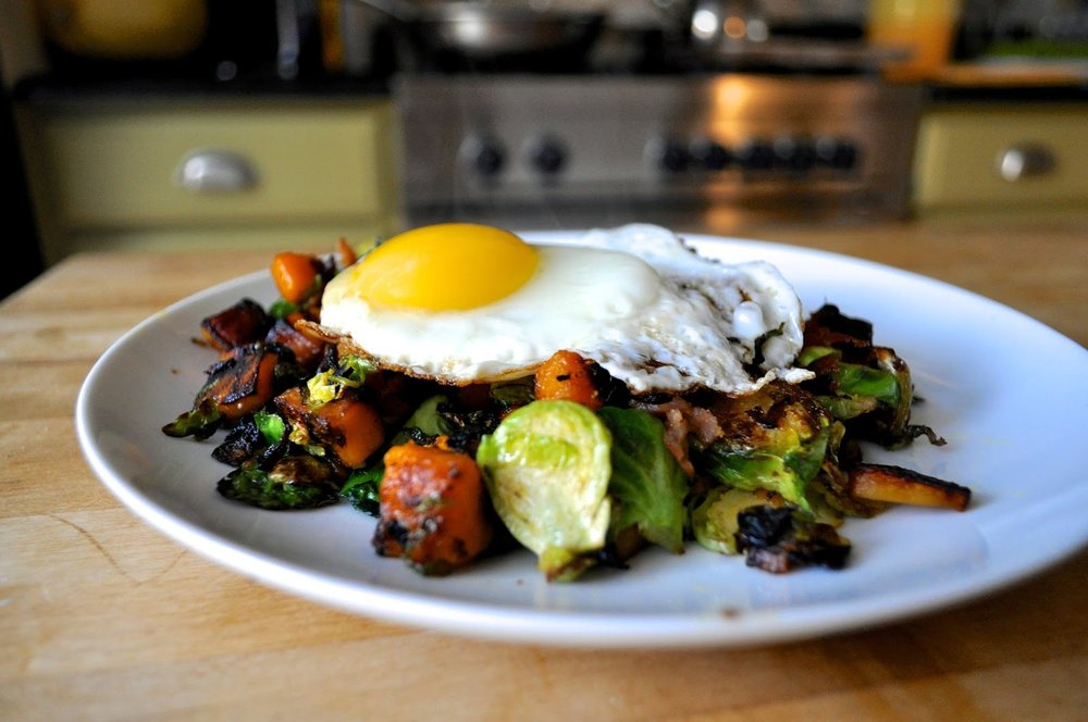 A Thanksgiving Hash — Boston Belle