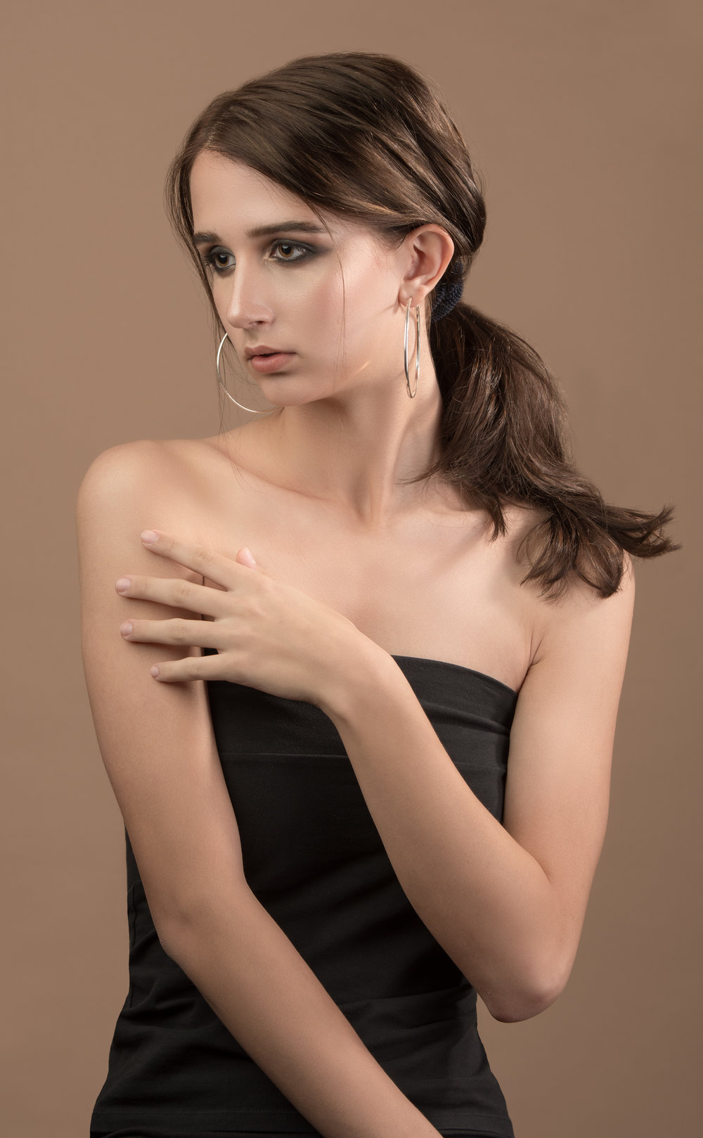 Studio Beauty Shoot #3