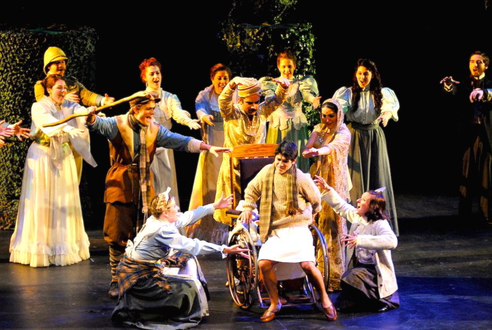 THE SECRET GARDEN</a><strong>Arizona Repertory Theatre</strong>
