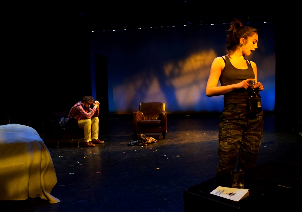AMERICAN MUSICAL & DRAMATIC ACADEMY</a><strong>Student Showcases</strong>