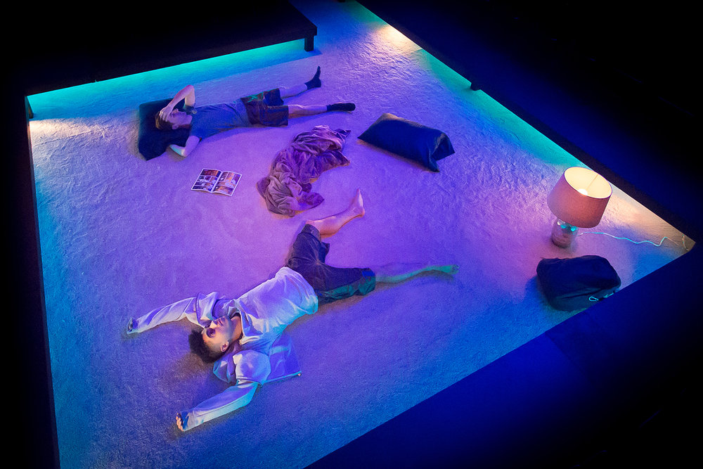 OMEGA KIDS</a><strong>New Light Theater Project</strong>