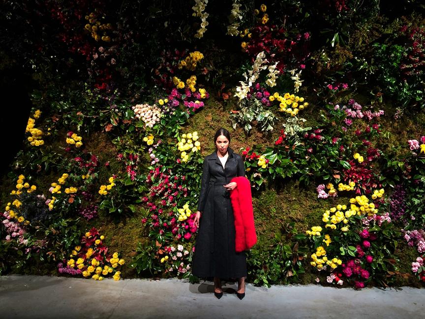FATEMA AL FARDAN</a><strong>New York Fashion Week FW15-16</strong>