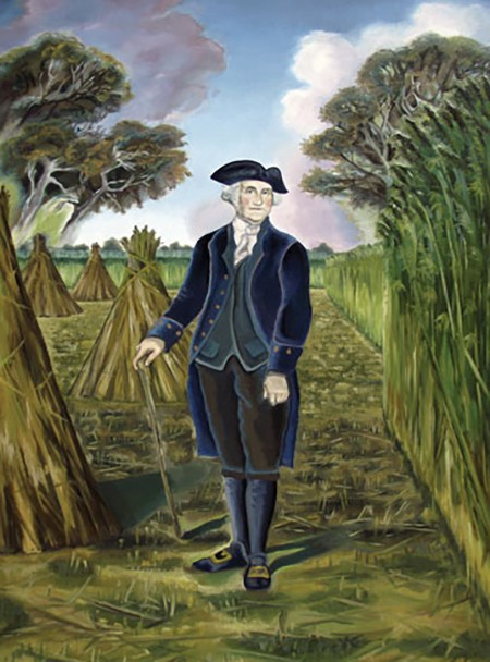 George Washington Grew Hemp at Mount Vernon