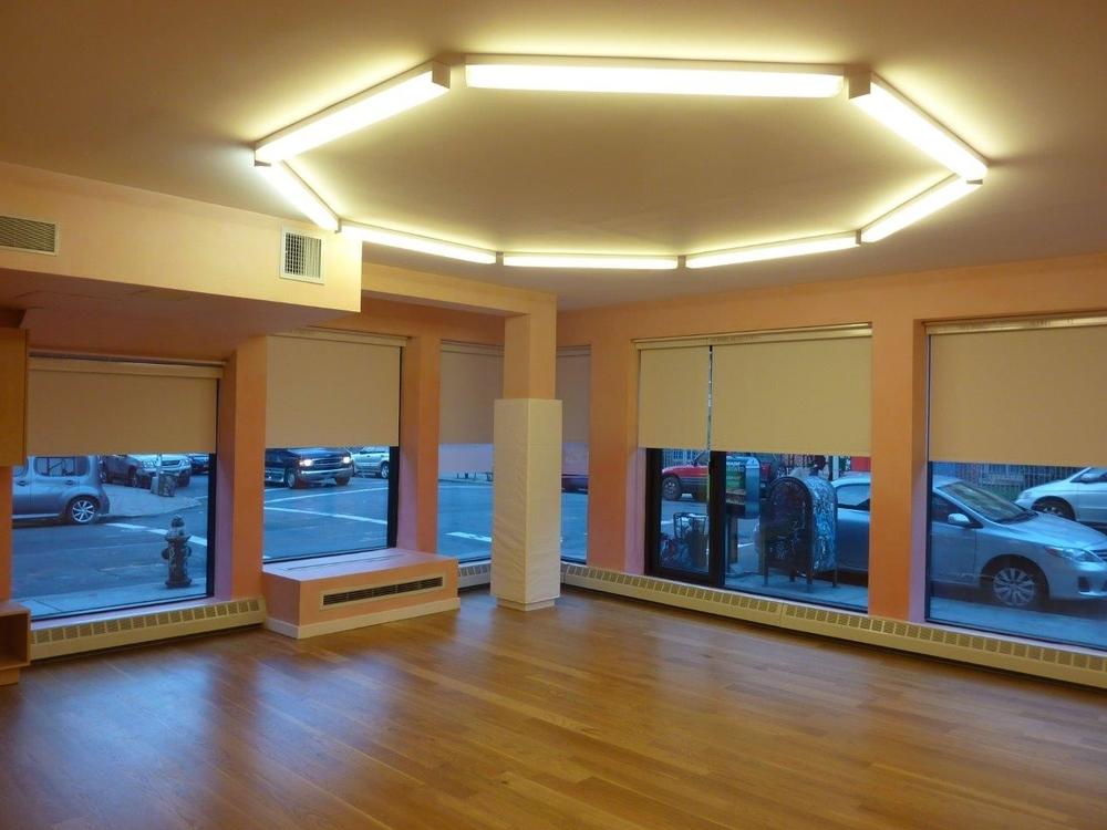 New amsterdam school u loop lighting architecture lightingdesign