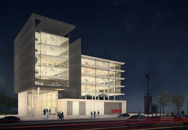 Our Latest Design Xerox Office Building #Jeddah #architecture #design  #jeddah #modern