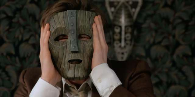 In 1994's The Mask, Jim Carrey took on a whole a new persona by simply putting on a mask