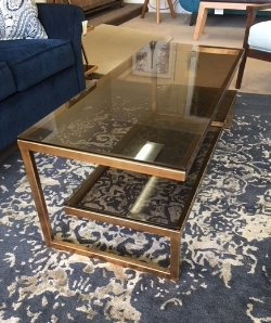Uttermost Cocktail Table  Was:$769   Now: $460
