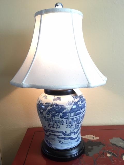East Enterprises Ceramic Table Lamp  Was: $229   NOW: $195