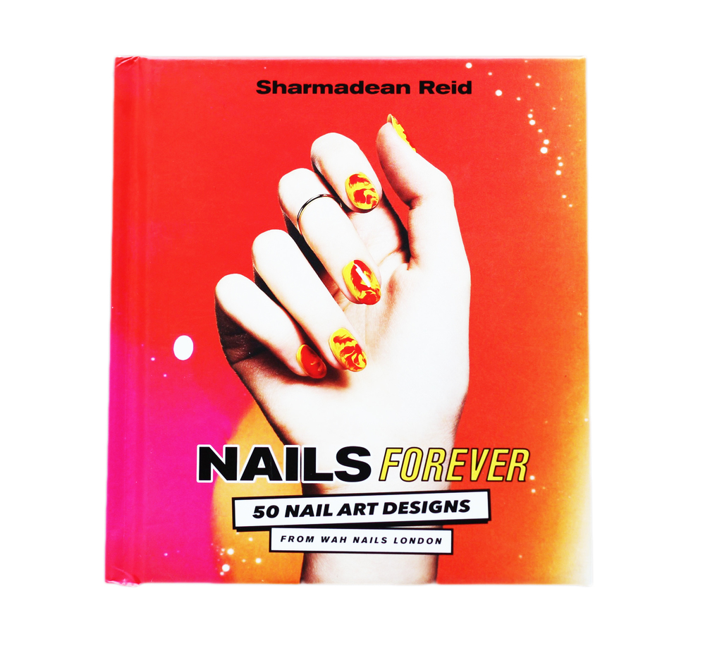 Wah Book Nails Forever Wah London