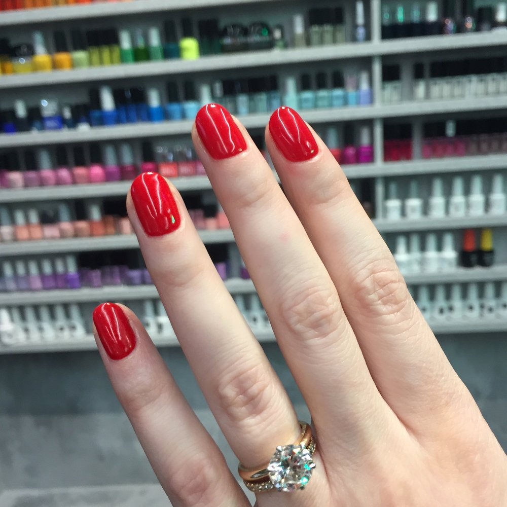9c95ddfcffd1d4 EIGHT - GLOSSY RED GELS BY WAH BABE IZZY