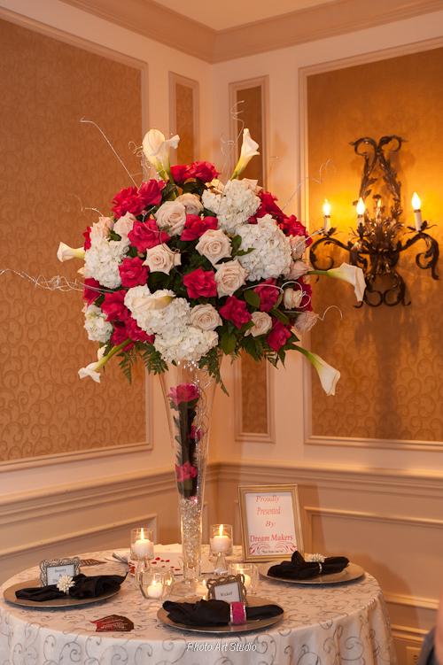 wedding flower cenetrpiece