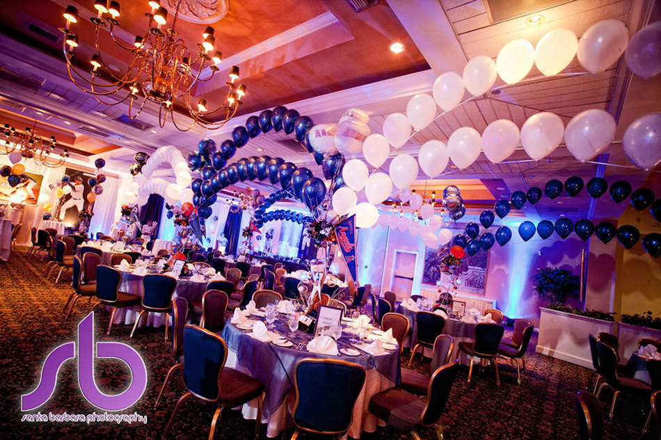 Mitzvah Decorations