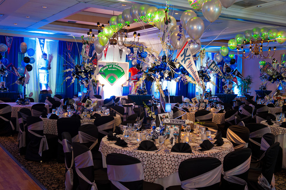 Barmitzvah Decorations
