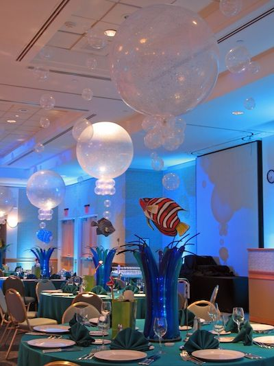 Batmitzvah Decorations