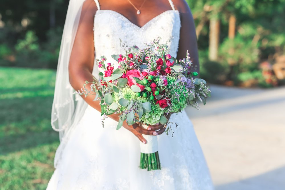West Palm Beach Wedding Florist - Bridal Bouquet