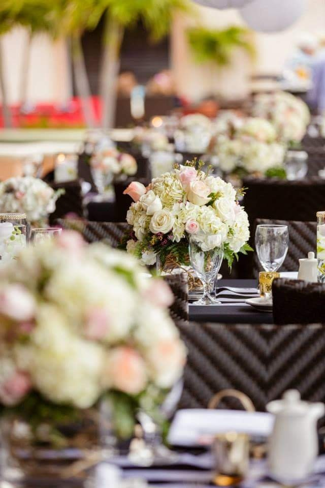 West Palm Beach wedding florist
