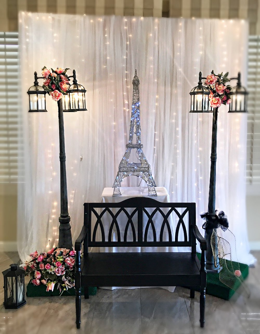 West palm beach event florist