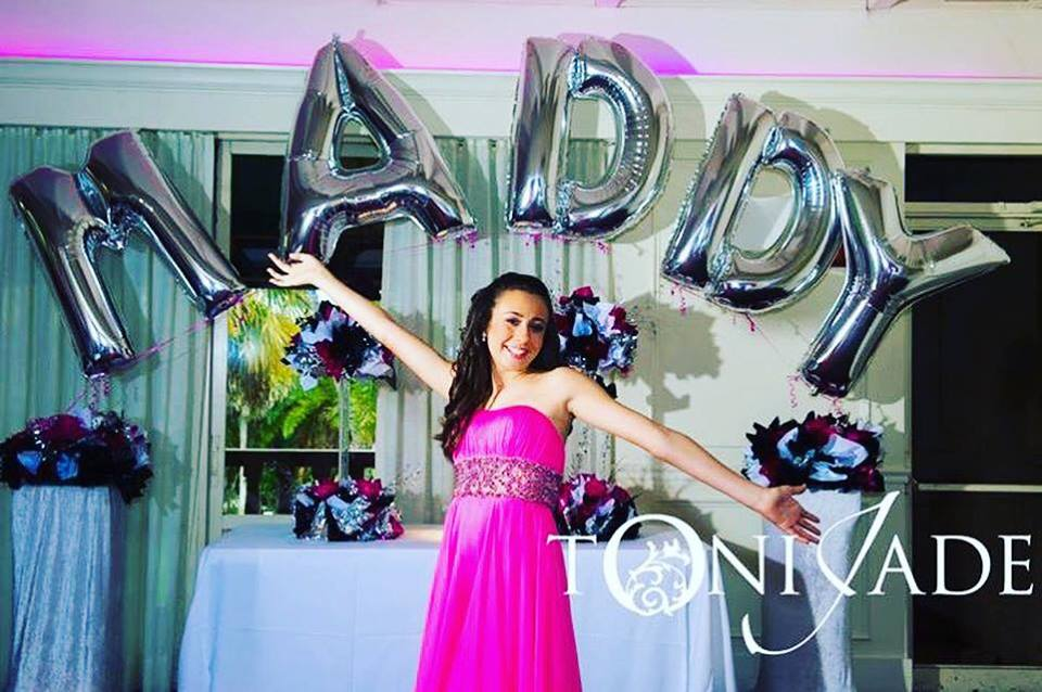 West palm beach quinceanera
