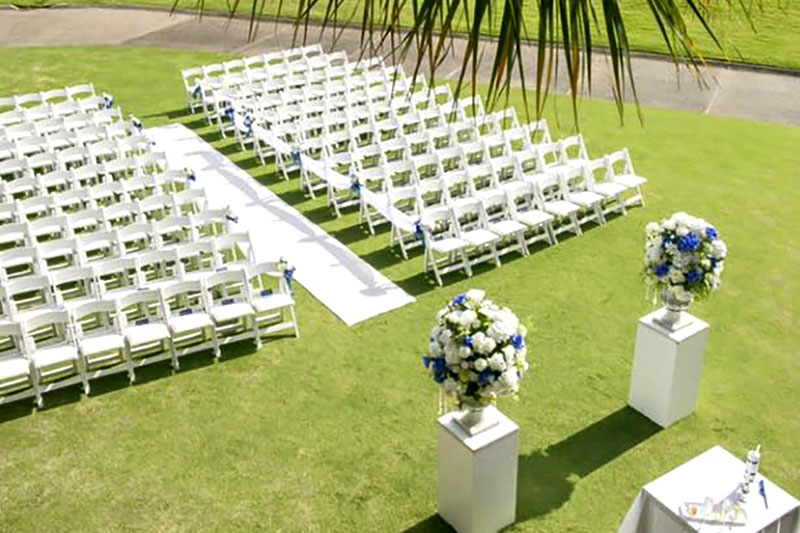 Breakers West Palm Beach Wedding Florist