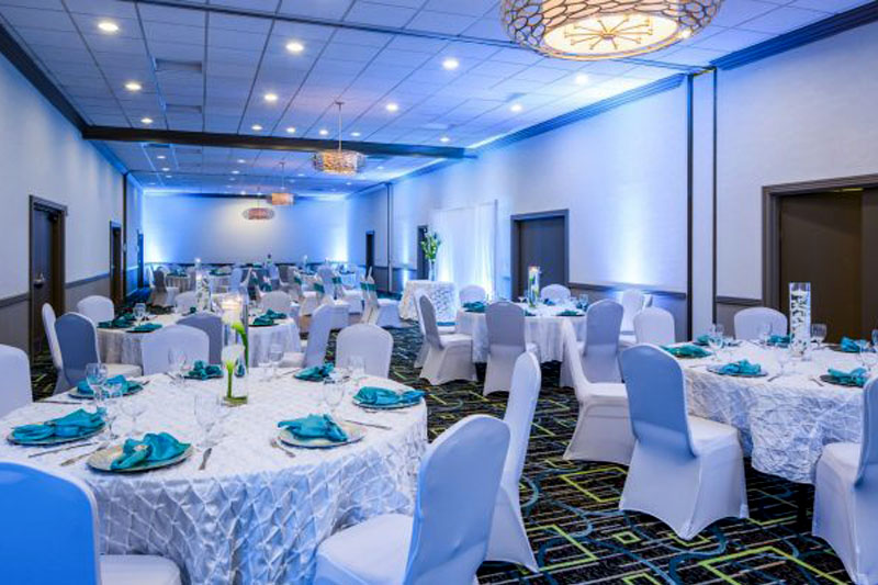 Holiday Inn West Palm Beach Wedding Florist