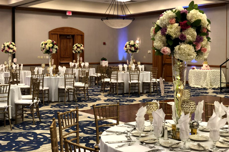 Doubletree Palm Beach Gardens Wedding