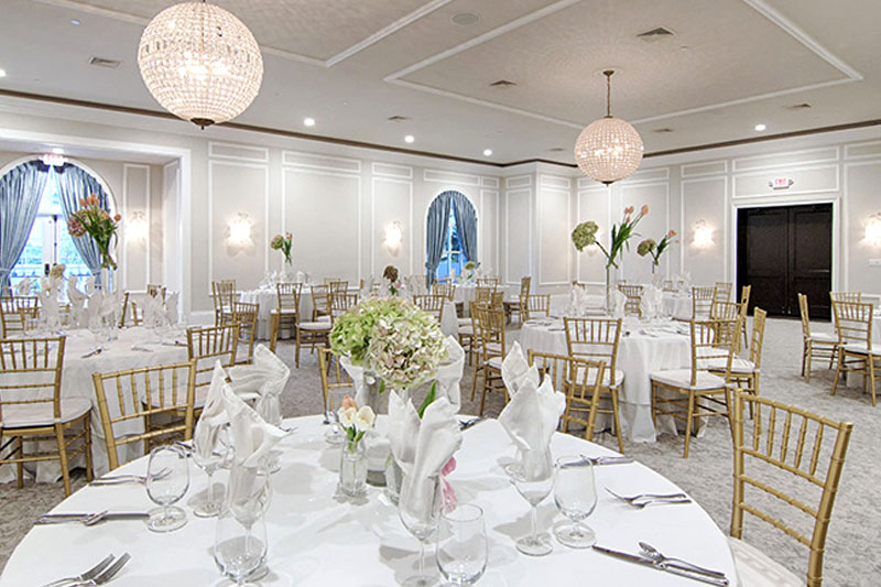 Wanderers Club Palm Beach County Wedding FLORIST