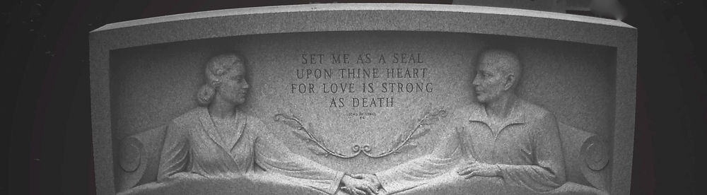 Love Strong as Death by Christopher Woods