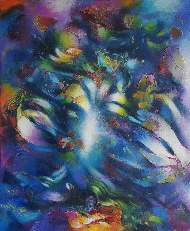 Por que la espera es Así, Ansiosa y Azul II 55 x 65 cm.jpg