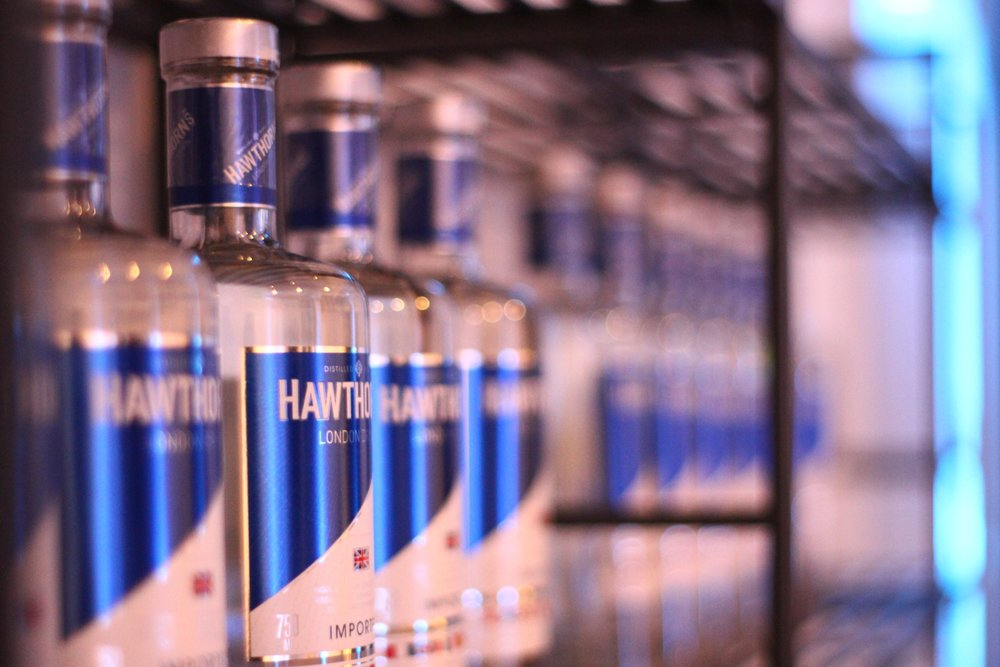 PourTaste hosts Hawthorn's Gin Nashville launch. - PourTaste designed a pop up bar concept for Hawthorn's Gin in 2017, utilizing a password only invite system and putting three highly awarded craftsmen behind the bar.  The must attend event allowed both industry and consumer an opportunity to meet the London based owner and learn about the recently discovered family recipe.