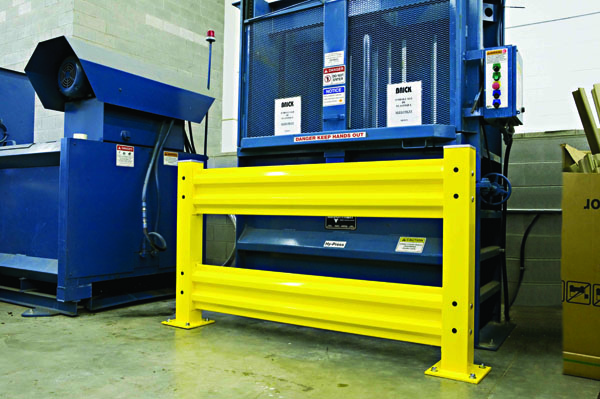 Racking warehouse safety — waymarc shelving
