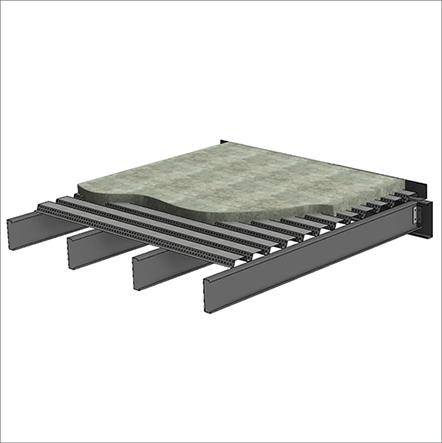 Mezzanine Concrete Floor Design — Waymarc | Racking, Shelving ...