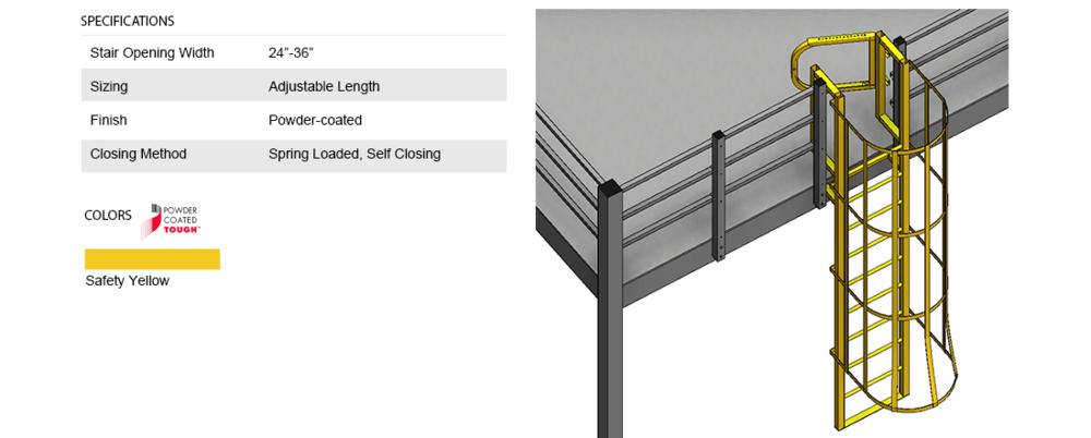 Ladder Index Waymarc Racking Shelving Amp Industrial