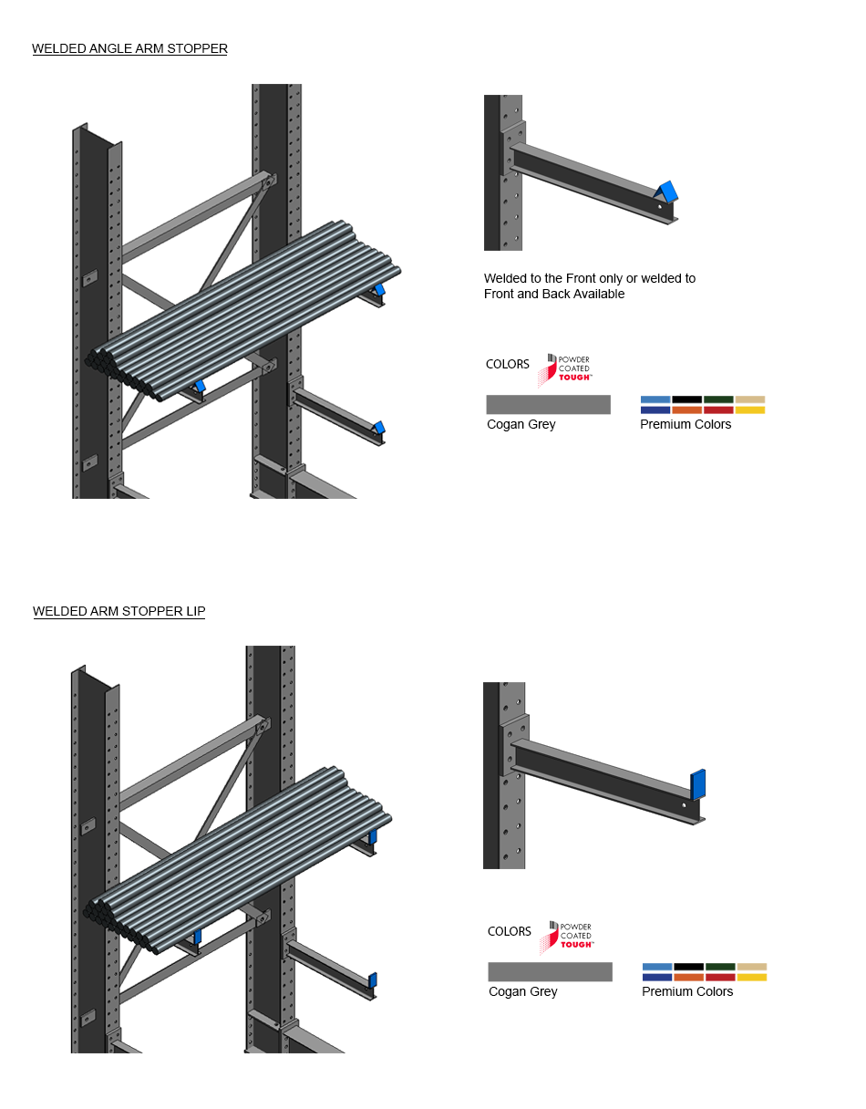 Structural Cantilever Racking Images Waymarc Racking