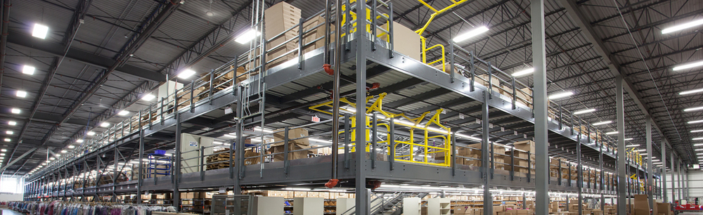 Mezzanines   Move Up, Not Out   Learn More