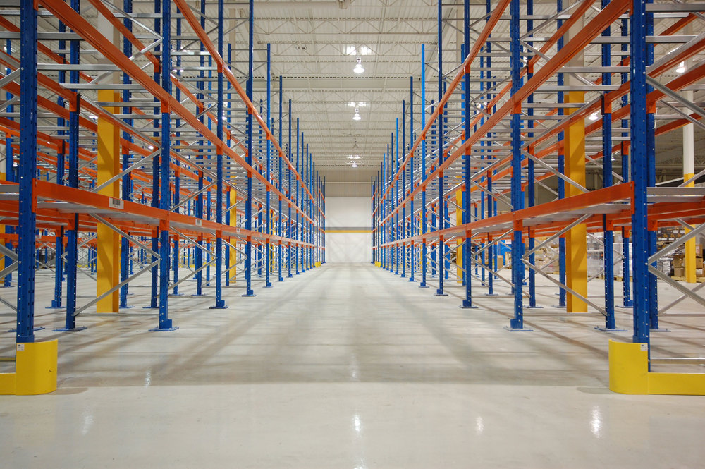 Warehouse & Racking Systems   Industrial Grade Solutions   Learn More