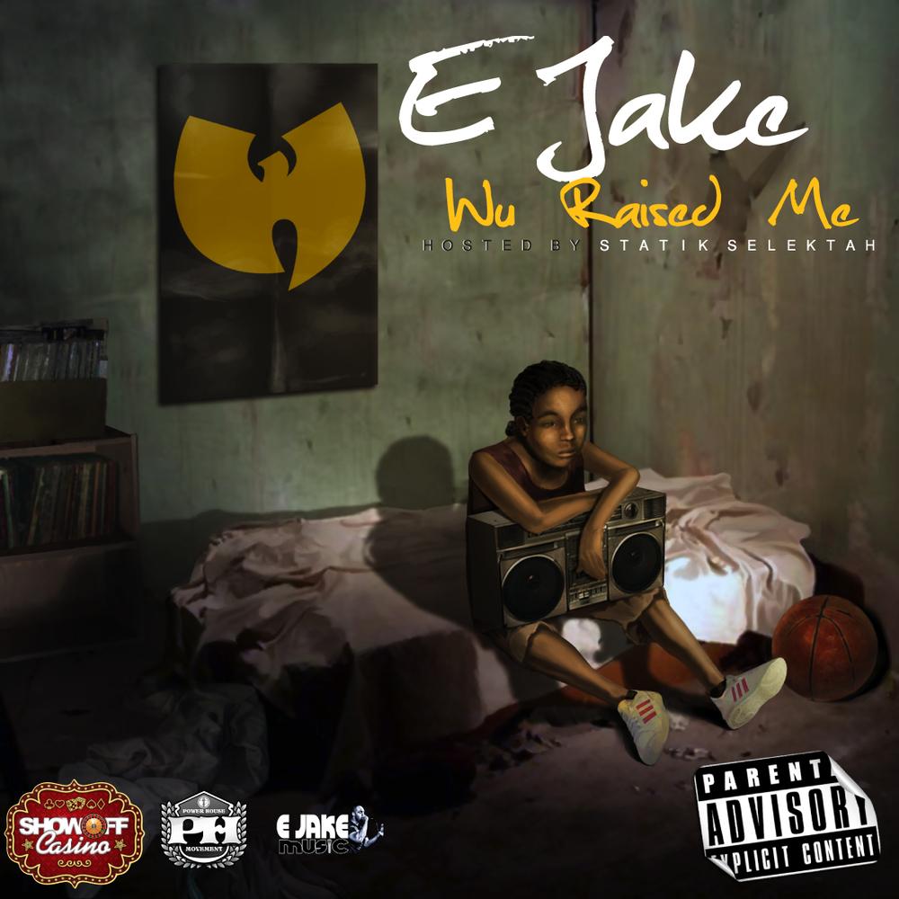 Wu Raised Me Album Cover