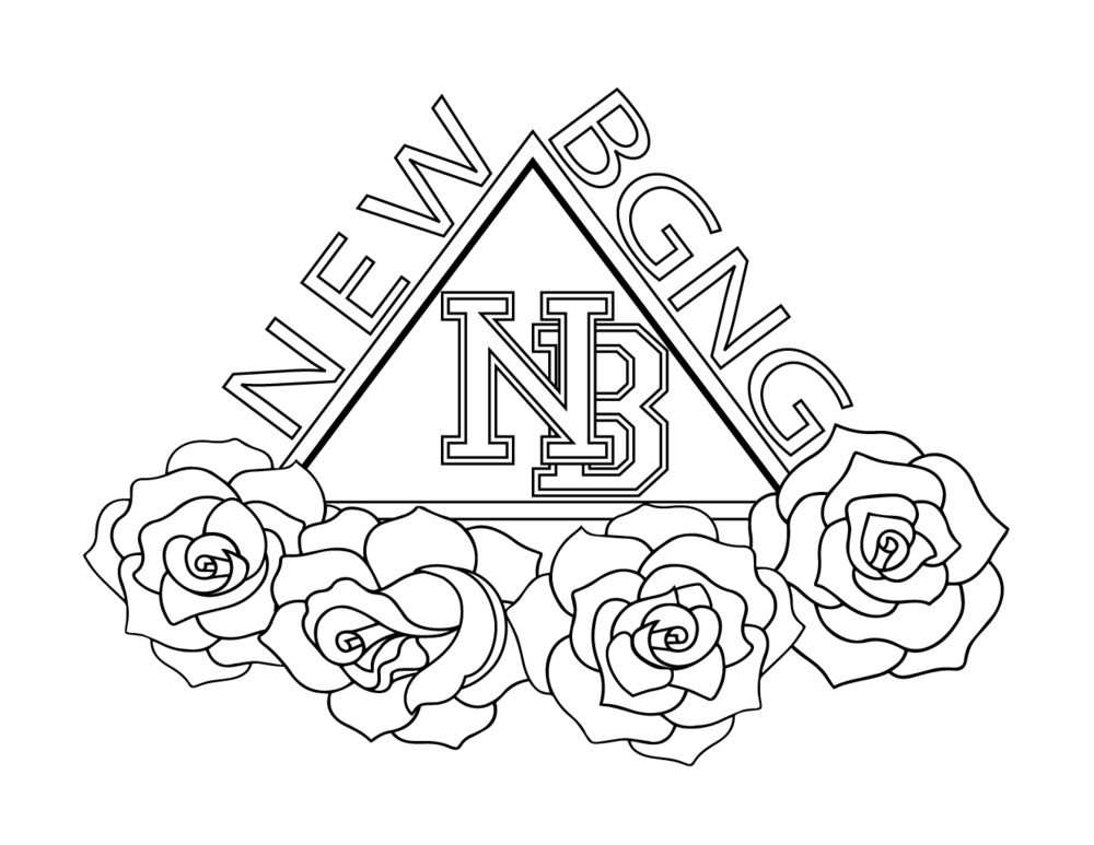 NEW BGNG Shirt Design