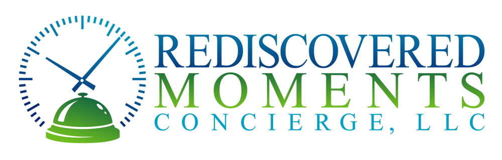 Rediscovered Moments Concierge | Personal Assistant, Website Design, Event Planner, Senior Care; Bradenton-Sarasota