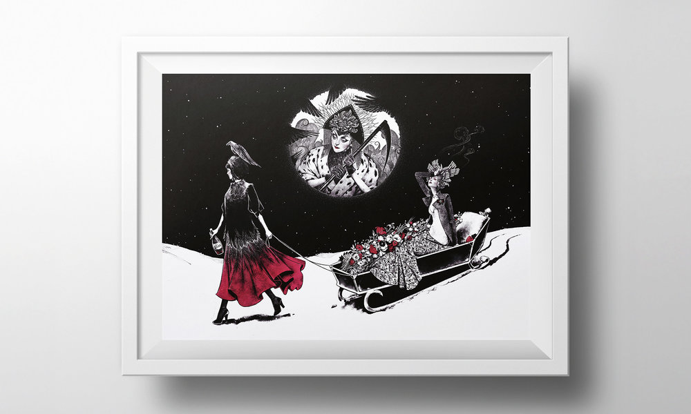 ritas last fairytale frame