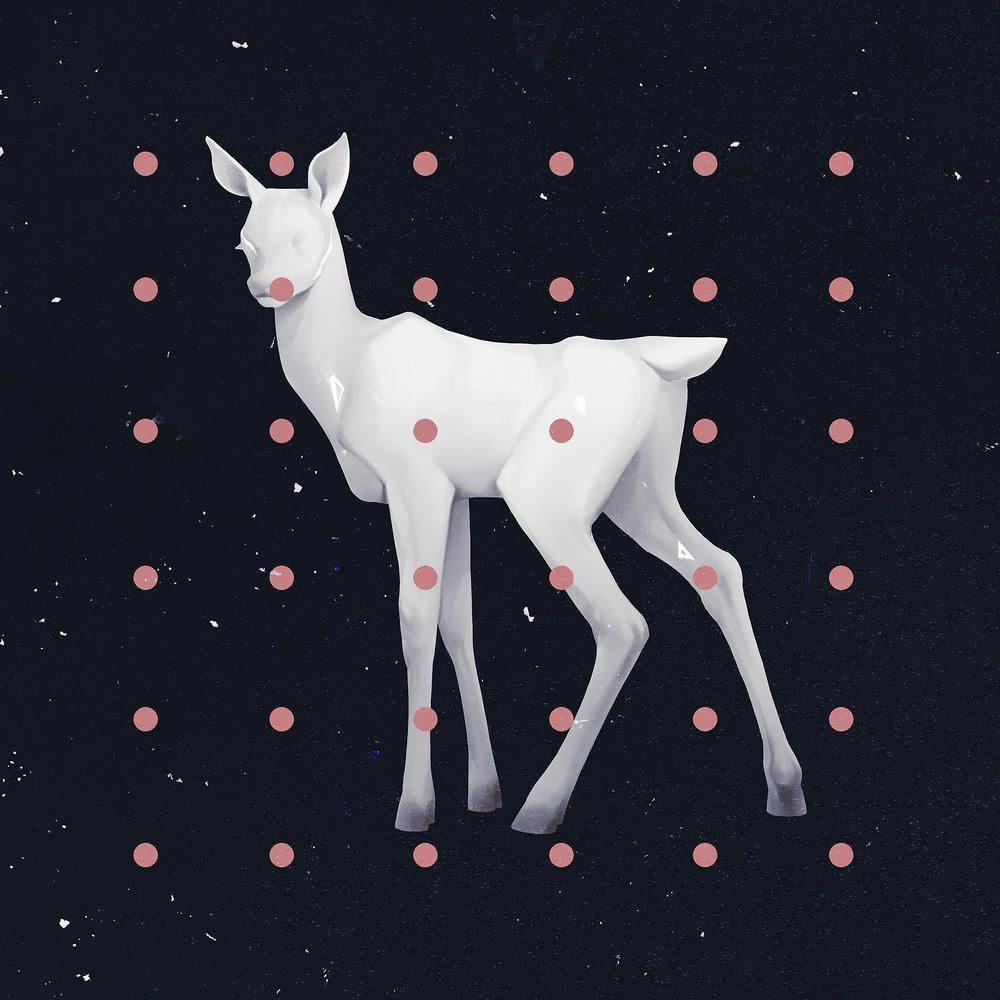 blank deer
