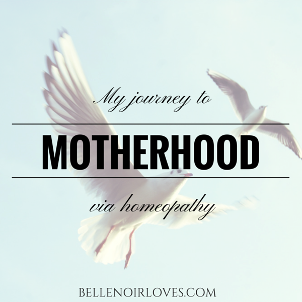 Journey to Motherhood graphic