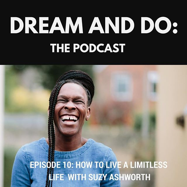 🎧NEW PODCAST EPISODE 🎧 In this week's episode I'm chatting with the amazing @suzy_ashworth , Business and Mindset Mentor. Suzy shares her story and we also cover judgement, making big life changes, self-belief, staying in your own lane and more. I loved the conversation and I know you are going to get so much from it. ❤️It's up now on iTunes and all other places where you find podcasts. ❤️ P.S - Suzy's Limitless Live event is taking place on Friday 15th June, I'm going and its going to be  a m a z i n g!!! I would love to see you there for a hi-five and a hug AND its raising money for the very special @lovesupportunite ✨